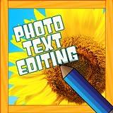 Foto Textbearbeitung