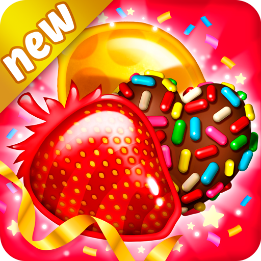 Kingcraft - Candy Garden, Fruits and Jewels Gel Candy