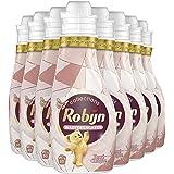 Robijn Rosé Chique Wasverzachter - 240 wasbeurten - 8 x 750ml - Voordeelverpakking