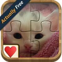 Jigsaw Solitaire - Kitties