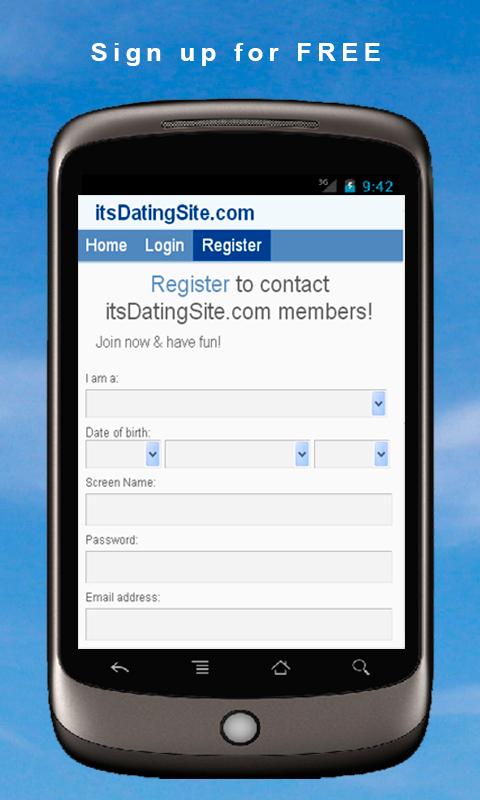 Kostenlose Online-Dating-Seiten in canada