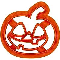 Tagliabiscotti stampo a forma di zucca di Halloween
