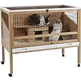 Kerbl Indoor Deluxe Cage pour Petit Animal 115 x 60 x 92,5 cm
