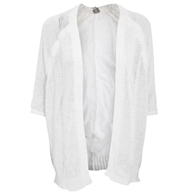 Bench Womens/Ladies Particle Lightweight Short Sleeve Cardigan ...