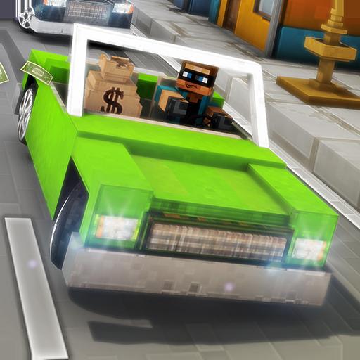 robber-race-escape-juego-infinito-de-carreras-de-coches-con-policias