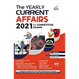The Yearly Current Affairs 2021 for Competitive Exams 6th Edition