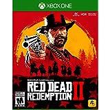 Red Dead Redemption 2 Jeu Xbox One + 1 Port Clé