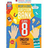 Oswaal NCERT & CBSE Question Bank Class 8 English Book (For March 2021 Exam)