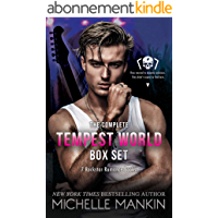 The Complete Tempest World Box Set: 7 Rockstar Romance Books (English Edition)