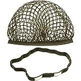 WWII Army Helmet Net Cover Green M1 Steel Helmet Net and Green Cat Eyes Helmet Band without Helmet