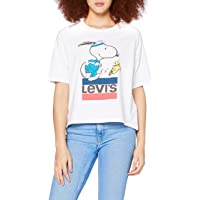 Levi's Graphic Boxy Tee T-Shirt Donna