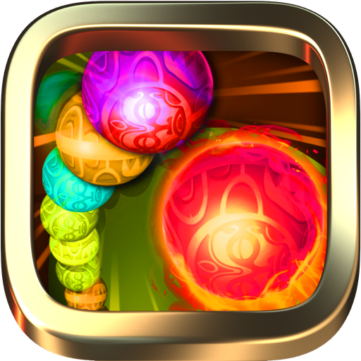 Extinction Bubble Shooter for Zuma classic lover