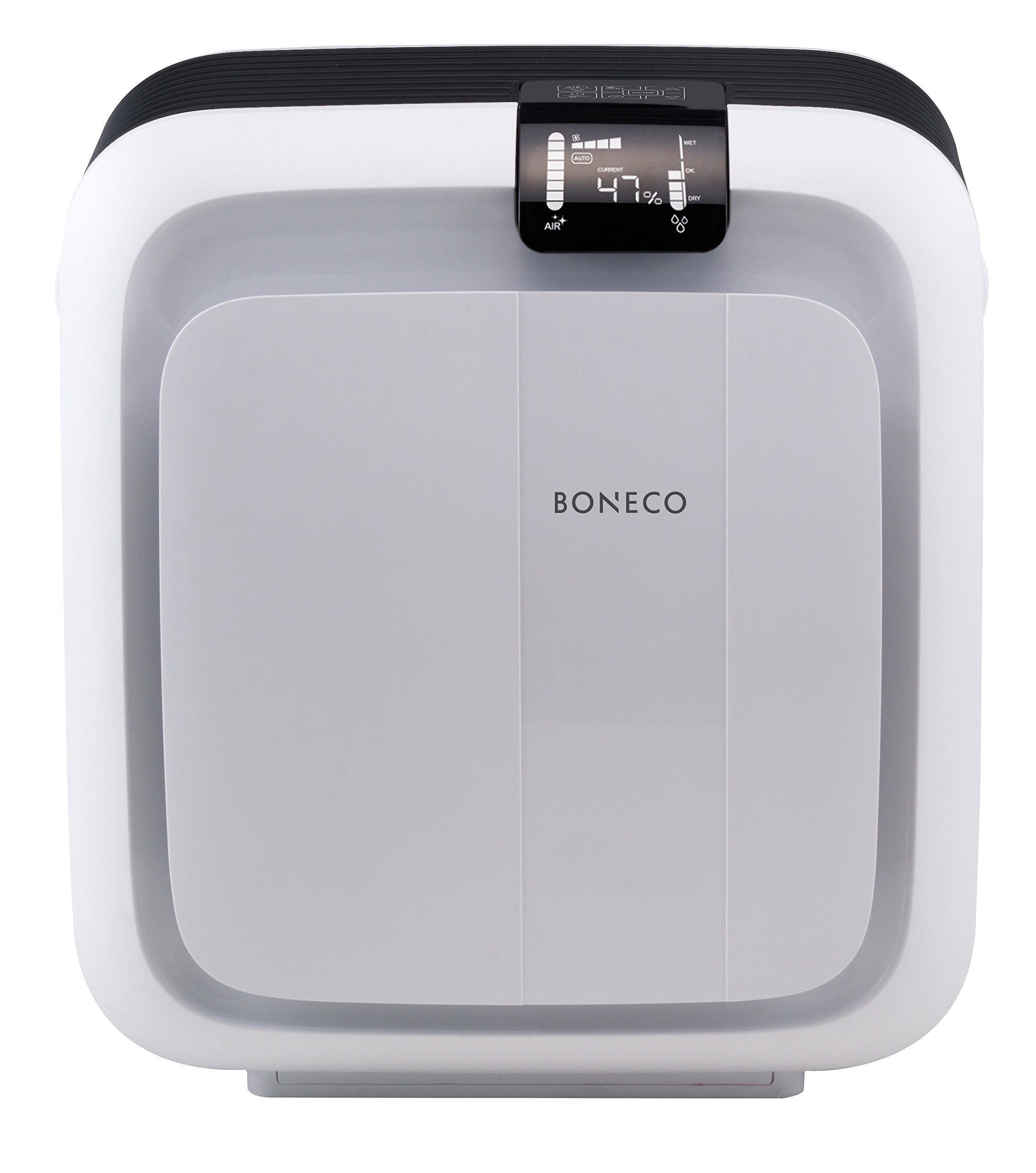 81Zdw38%2B5UL - Boneco H680 Hybrid Air Purifier and Humidifier, 10 Litre, 30 W, White