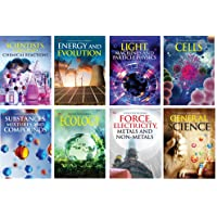 Encyclopedia of Science ( Set of 8 Books) (Encyclopedias)