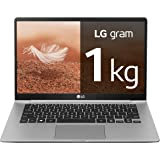 "LG gram 14Z990-V - Ordenador portátil ultrafino - 35.5 cm (14"") - FHD IPS (1 kg, autonomía 23.5 h, Intel Core i7-8565U, 8 GB"