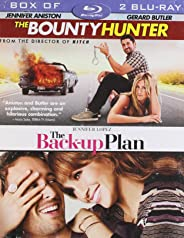 The Bounty Hunter/The Back-up Plan - Combo Pack