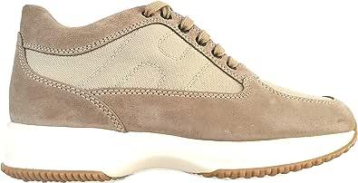 Hogan Scarpe Uomo Sneaker Interactive HXM00N00E108O6C609 Beige