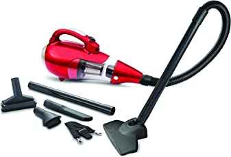 Prestige Clean Home Handy Vacuum Cleaner Typhoon 03,Red