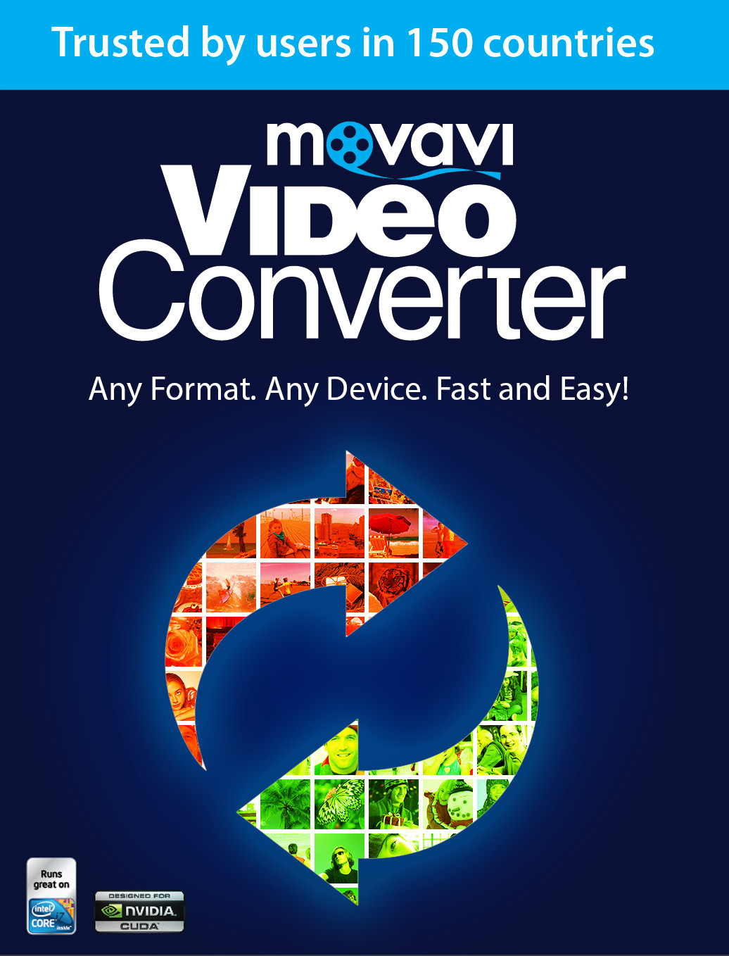 Movavi Video Converter 17 Persönliche Lizenz [Download] -