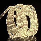 Forever Speed 12 m LED lichtslang lichtketting slang strip buiten en binnen warm wit