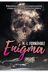 Enigma: (Argus del Bosque 02) Novela negra y policíaca (Serie Argus del Bosque nº 2) Versión Kindle