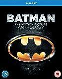 Batman: The Motion Picture Anthology 1989-1997 [Blu-ray] [1989] [2005] [Region Free]