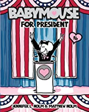 Babymouse for President