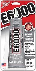 E6000 Multipurpose Adhesive-2oz Clear