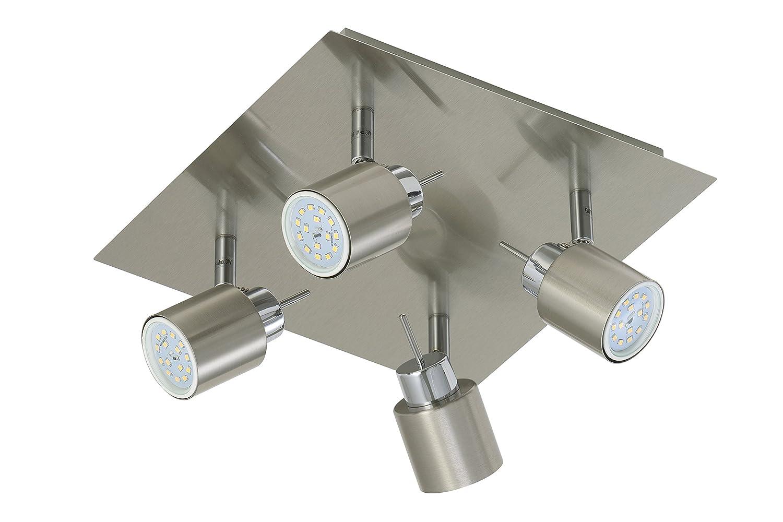 Deckenleuchte Deckenlampe Spots LED Strahler Wohnzimmerlampe Deckenspot Deckenbeleuchtung Wohnzimmer Kinderzimmer Schlafzimmer