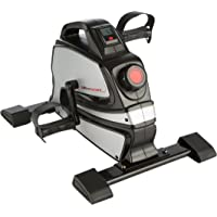 Ultrasport Mini Bike, Mini Heimtrainer, Armtrainer und Beintrainer, Hometrainer, Pedaltrainer für Muskelaufbau, Ausdauertraining, Mini Bike Heimtrainer Beine Arme