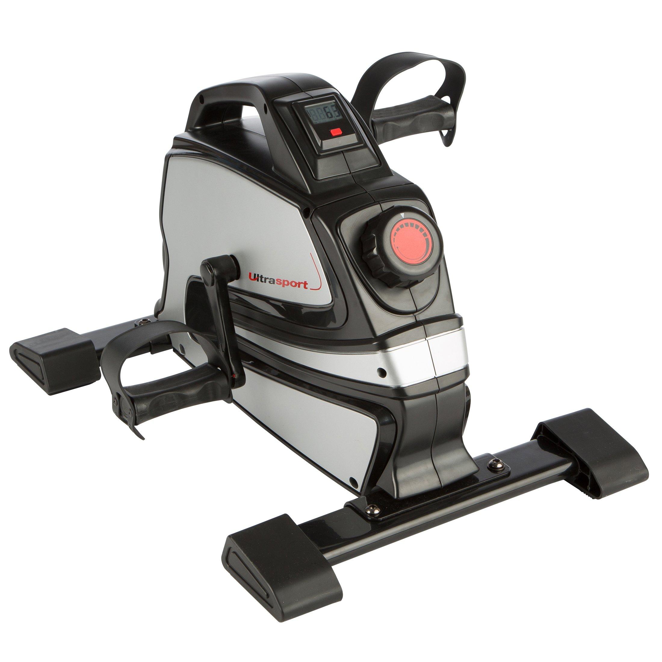 Mini Bike Heimtrainer Armtrainer Beintrainer Hometrainer Pedaltrainer Mit LCD DE