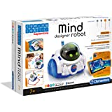 Clementoni - 12087 - Sapientino - Mind Designer Robot Educativo Intelligente, gioco educativo 7 anni elettronico - robot educ