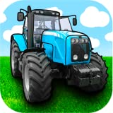 Ultimate tractor driving games free: Kids free activity app