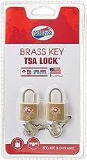 American Tourister Brass Luggage Lock (Z19 (0) 86 002)