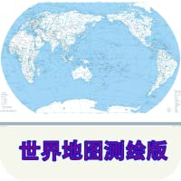 World map mapping