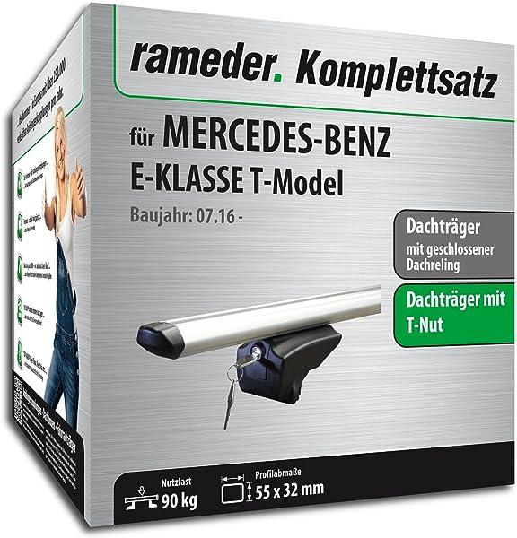 Rameder Komplettsatz Dachträger Pick Up Für Mercedes Benz E Klasse T Model 111287 36766 58 Auto