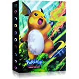 HONGECB Pokemon-Kaartalbum, Pokemon Plakboek, Pokemon-Ruilkaartalbums, Pokemon-Kaarthouder, Beste Bescherming Voor Pokemon-Ka