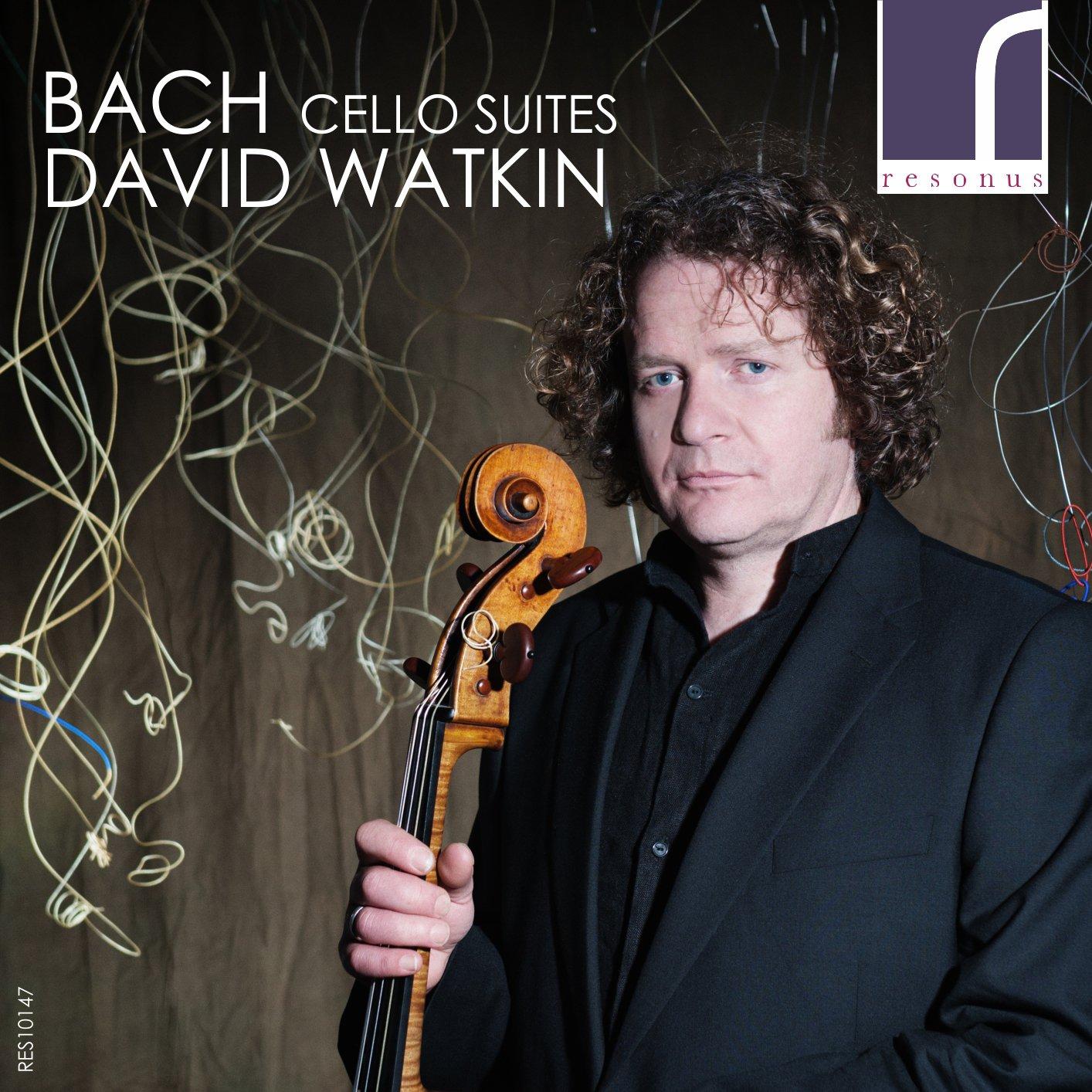David Watkins Bach Cello Suites