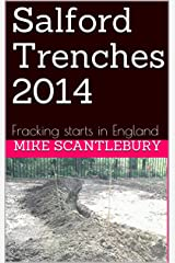 Salford Trenches 2014: Fracking starts in England (Amelia Hartliss Mysteries series Book 13) Kindle Edition