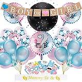 Recosis Geburtstags Dekorationen Vorh/änge Papier Pompons und Fans Girlande Luftballons f/ür Geburtstagsfeier Dekorationen Lila Party Dekorationen f/ür M/ädchen Frauen Alles Gute zum Geburtstag Banner