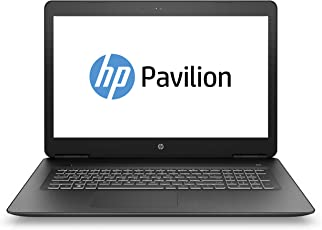 HP Pavilion 17-ab421ng 43,94 cm (17,3 Zoll Full HD IPS) Gaming Notebook (Intel Core i7-8750H, 16GB RAM, 128GB SSD, 1TB HDD, Nvidia GeForce GTX 1050 4GB, Windows 10 Home 64) schwarz