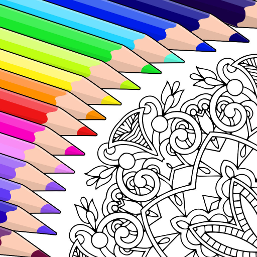 Colorfy Free Colouring Book For Adults