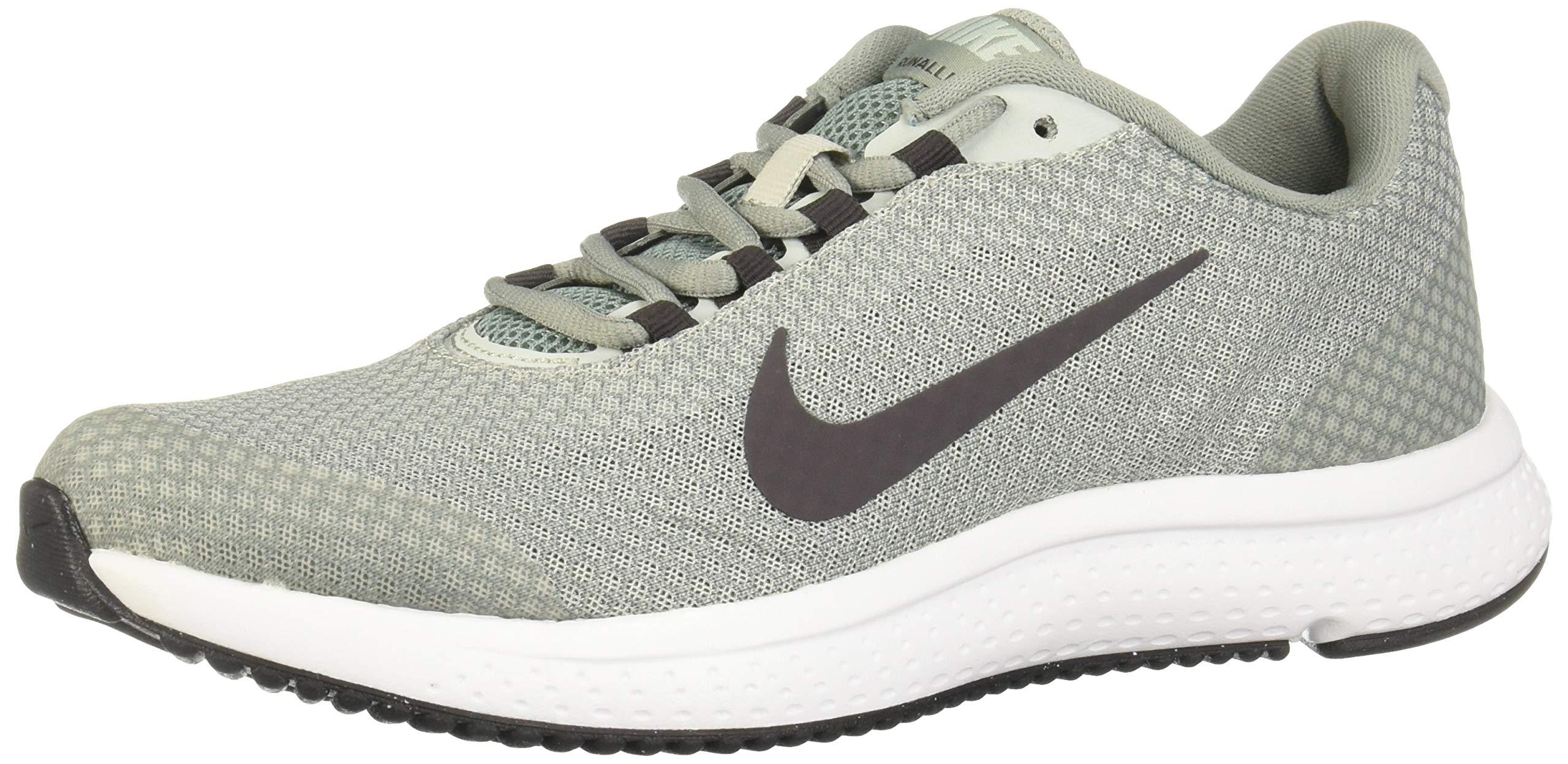 Nike Damen WMNS Runallday Laufschuhe, grau | deepbodyeffect.com