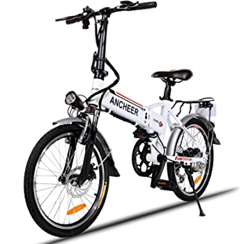 e bike mit 20 zoll klapprad pedelec elektrofahrad mit lithium akku 250w 36v ladeger t 7. Black Bedroom Furniture Sets. Home Design Ideas
