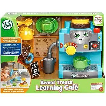 "LeapFrog 601003"" Sweet Treats Learning Café Toy"
