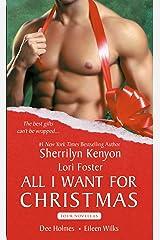 All I Want For Christmas: Four Novellas Kindle Edition