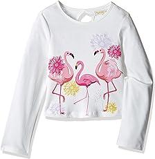 Nauti Nati Girls' T-Shirt