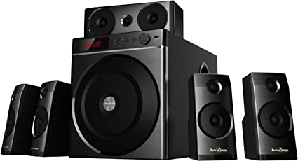 Jack Martin 9000 5.1 Channel Multimedia Speaker USB/SD/FM/Bluetooth