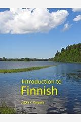 Introduction to Finnish (English Edition) Kindle Ausgabe