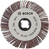 Bosch 10 mm lamellenrol korrel 80